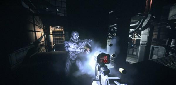 The Chronicles Of Riddick Assault On Dark Athena Gameplay Screenshot
