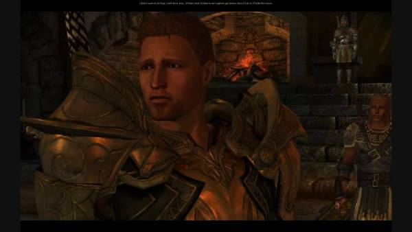 Alistair in Dragon Age