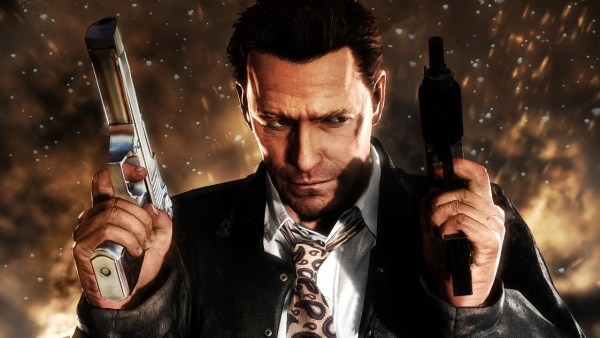 Max Payne with two guns.