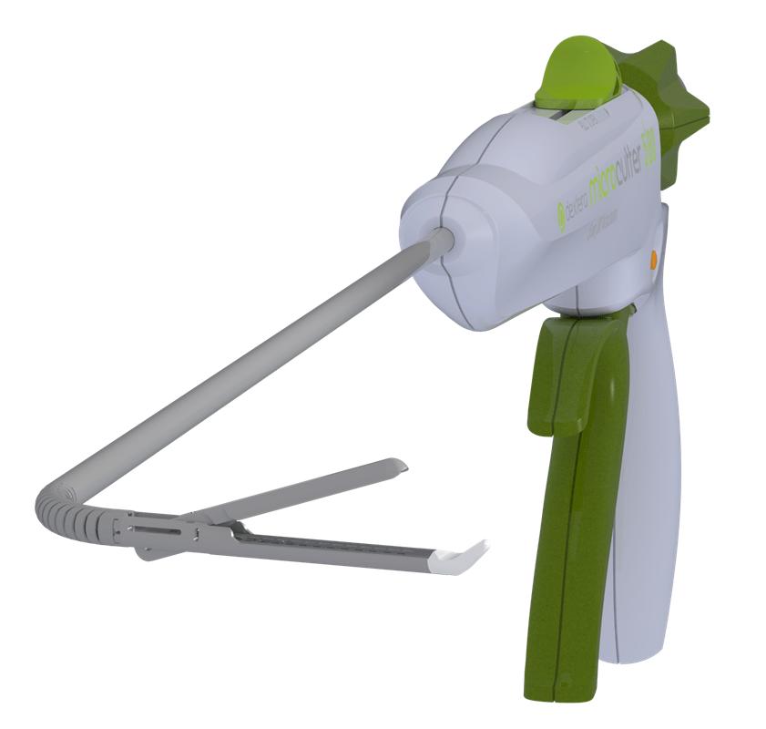 MicroCutter XCHANGE 30 Stapler: 5mm articulating minimally-invasive