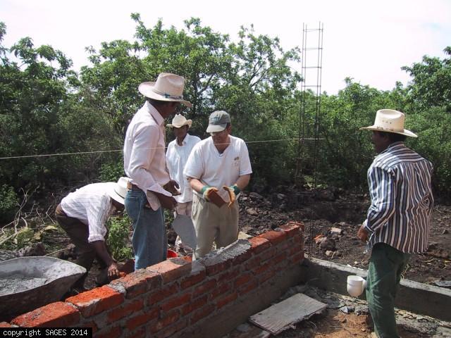 Building Clinic Tamaula Mexico