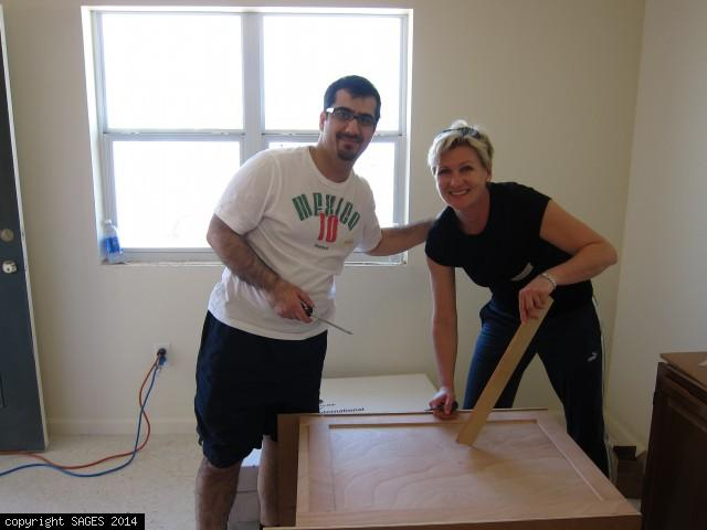 SAGES Builds a House – 6