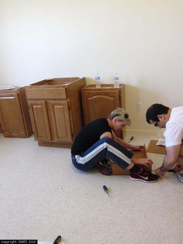 SAGES Builds a House – 10