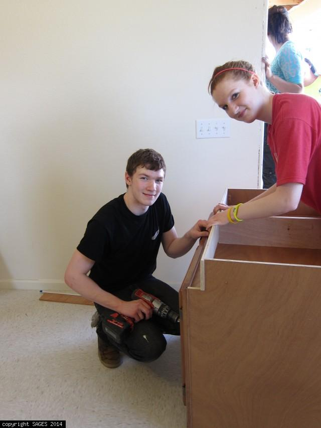 SAGES Builds a House – 11