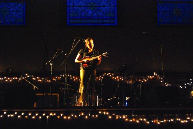 """Brown Folk Fest's """"Artist in Focus"""""""