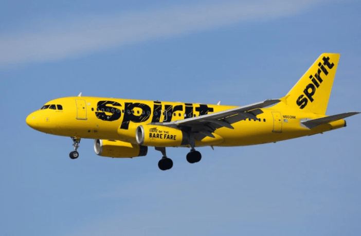 Oakland Bound Spirit Airlines Flight Delayed Because Of A Naked Passenger