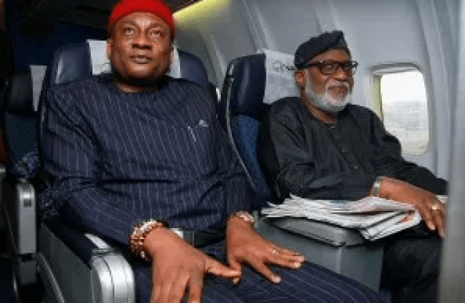 The First Air Peace Lagos – Akure Flight Touch Down Akure Airport – 10k Flight
