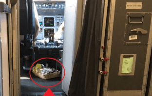 The True Story Of The American Airlines Flight That Ran Out Of First Class Snacks