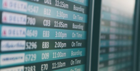 The Reason Why Airlines Flight Time Shared Is Different From How Long A Fight Lasts In The Air