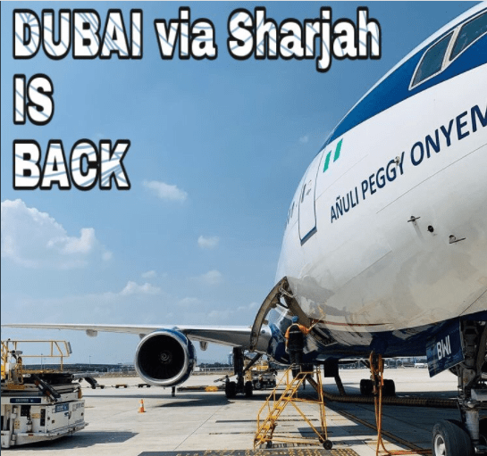 Book Air Peace Flights To Dubai/Sharjah – Price, Schedule