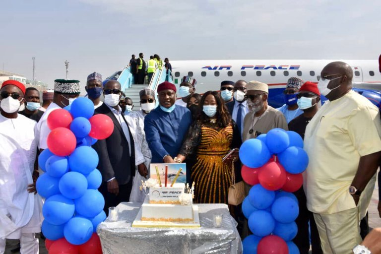 Air Peace Owerri To Johannesburg, South Africa Flight