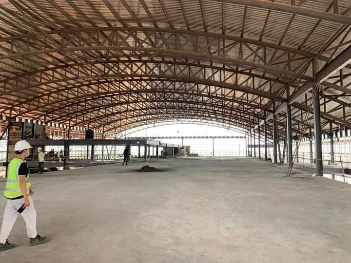 Anambra Airport terminal building