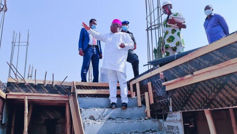 Update on Ebonyi State International Airport Construction
