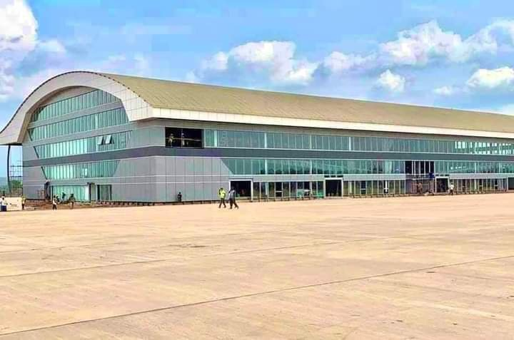 Gov. Obiano Commissions Anambra International Airport, Umueri. (Photos)