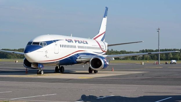 Air Peace Job Vacancy: Passenger Service Executive