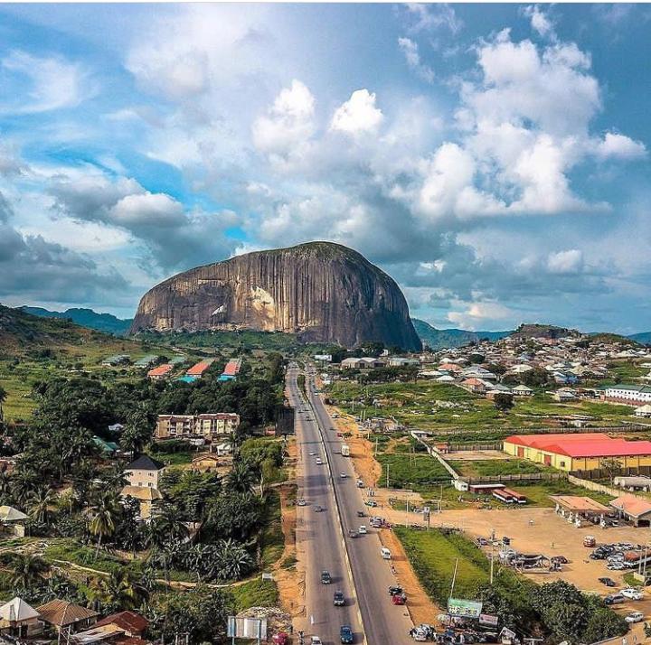 Photo Of The Day: Zuma Rock, Niger State