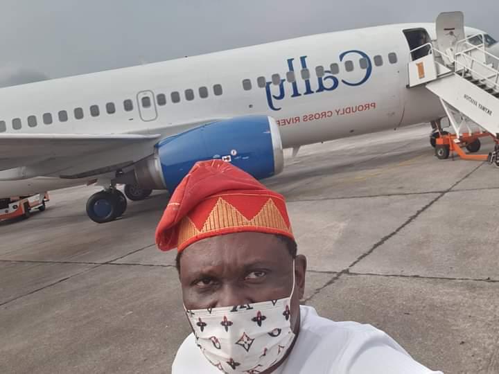 Cally Air: FTAN President Commends Senator Ben Ayade