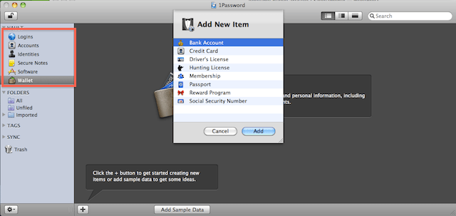 1password offerta software mac