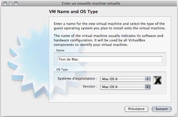 virtualizzare osx su snow leopard