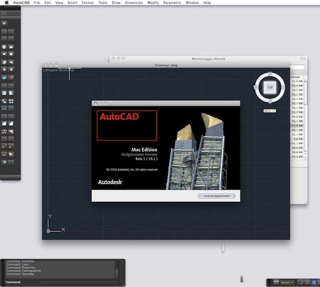 esiste AutoCad per Mac