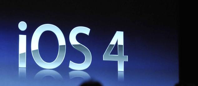 iphone 3g 3gs 4 ios 4