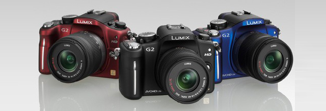 panasonic lumix dmc g2