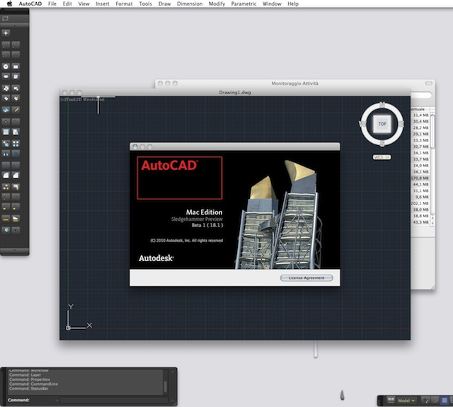AutoCad per Mac