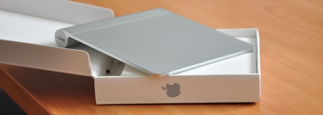 magic trackpad aperto