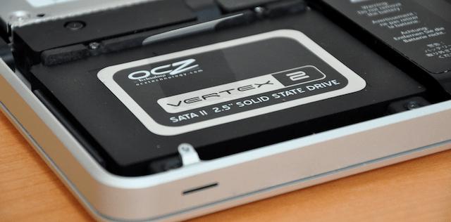 ocz vertex 2 ssd macbook pro