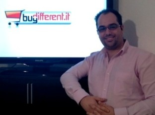Alessandro Palmisano resp marketing buydifferent
