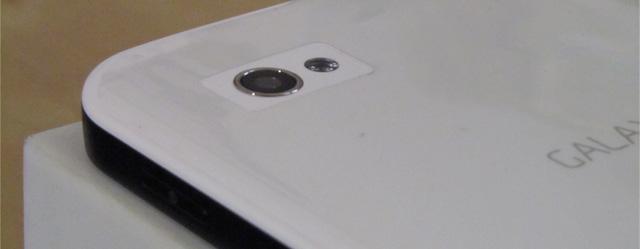 fotocamera galaxy tab