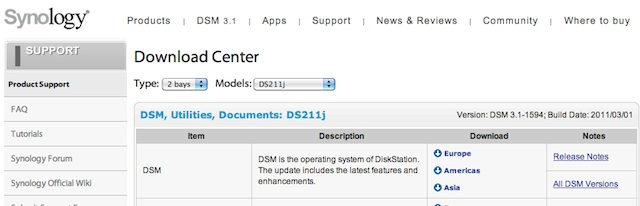 dsm-download