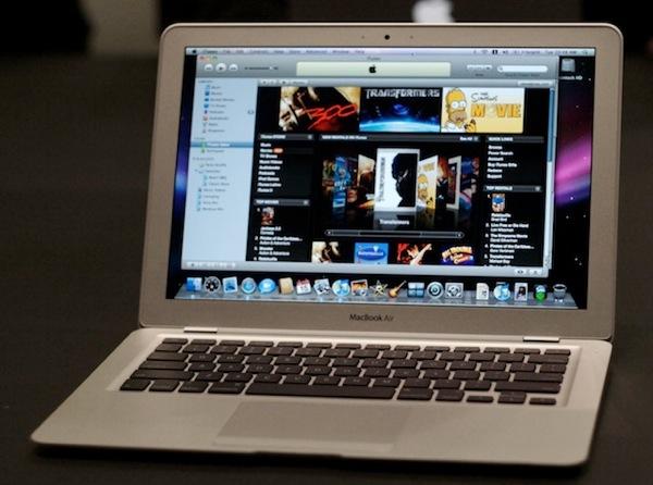 Macbook air 11 6