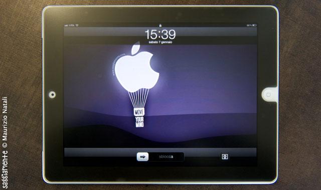 Wrapsol Privacy per iPad 2