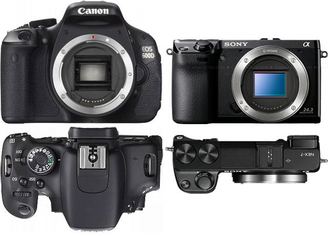 sony-nex-7-vs-canon-600-d