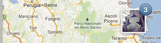 mappa foto