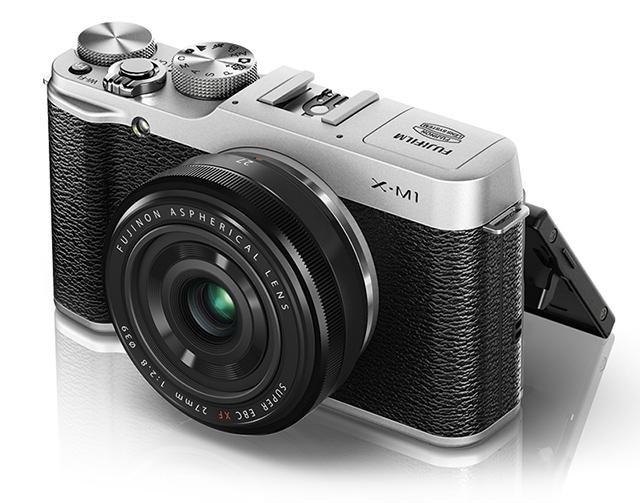 Fujifilm-X-M1