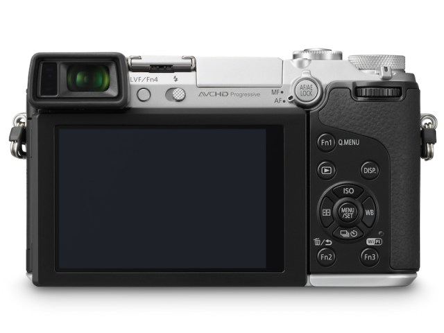 Panasonic GX7 Retro