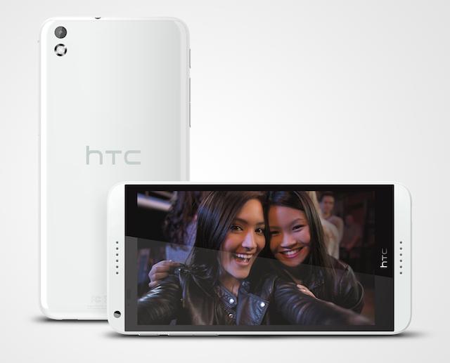 HTC Desire 816_selfie
