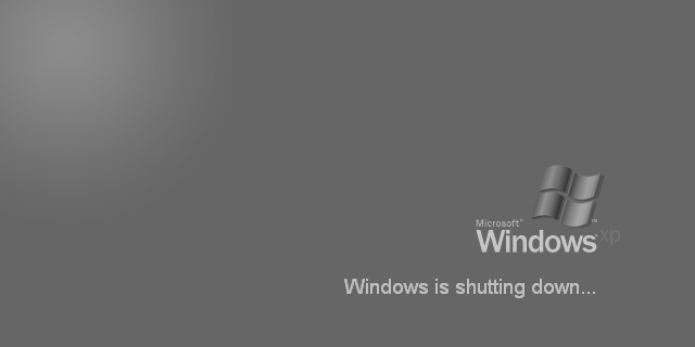 windowsxpshutdown