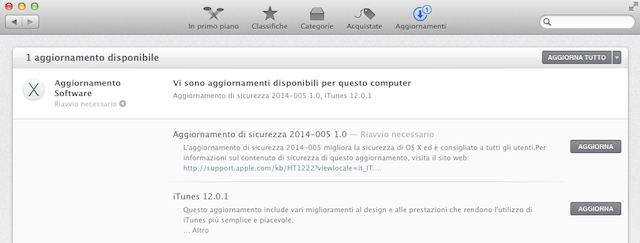 mavericks-sicurezza