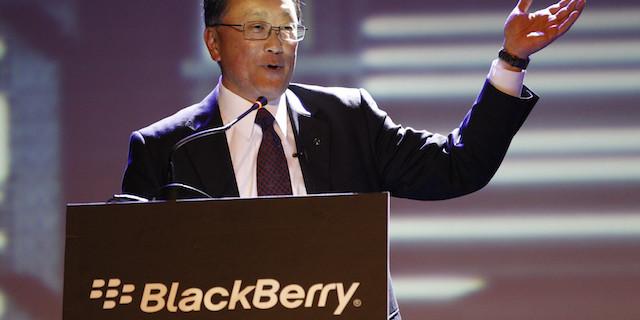 John Chen-blackberry-apple