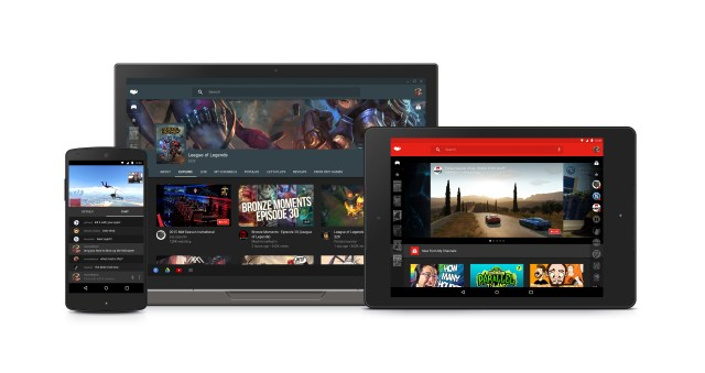 YouTube Gaming 1