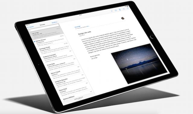 ipad pro- display