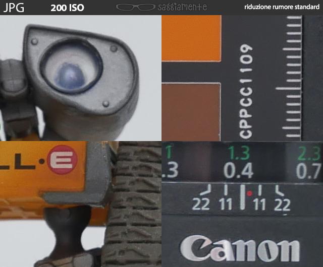Panasonic G7 TestISO