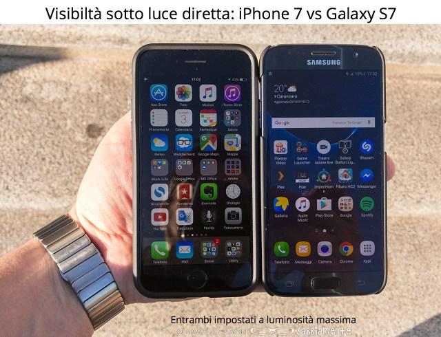 iphone7-luminosita-display-vs-s7