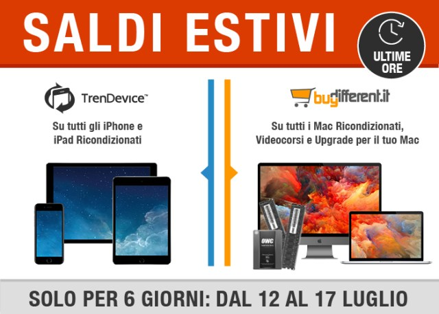 Saldi2017-TrenDevice-BuyDifferent-ultimeore