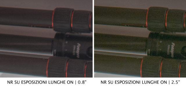 Nikon D850 problema riduzione rumore lunghe esp