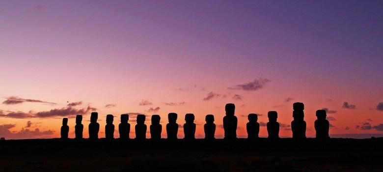 statue Isola di Pasqua