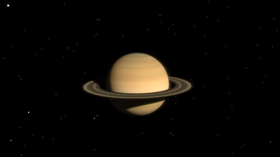 Saturno pianeta Anelli